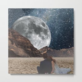 Honeymoon Metal Print