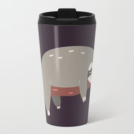 Sloth card - good night Travel Mug