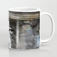 storm trooper Mugs featuring Storm Trooper by BuyArt