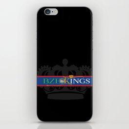 Belize Kings iPhone Skin