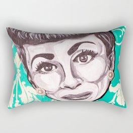 Mommie Dearest Rectangular Pillow