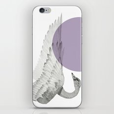 swan iPhone & iPod Skin