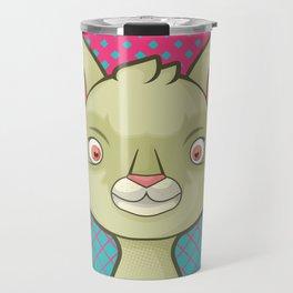 Pop Cats: Agatha Travel Mug