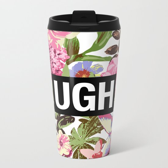 Ugh Metal Travel Mug