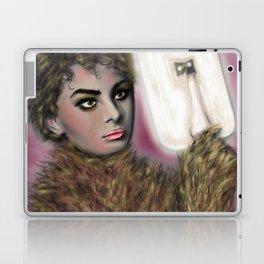 The Werewolf Pondering Laptop & iPad Skin