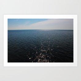 Lake St. Clair Art Print