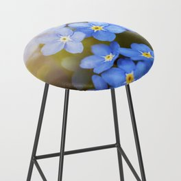 Don't Forget Me no.3863 Bar Stool