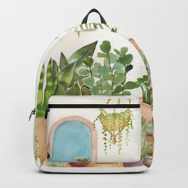 plant lady Backpack
