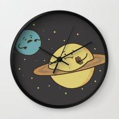Faturn Wall Clock