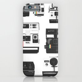 Instant Cameras - Collection iPhone Case