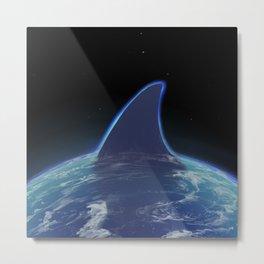 ocean planet Metal Print