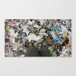 collage ready Canvas Print