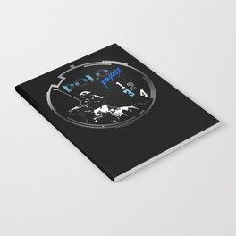 polo black Notebook