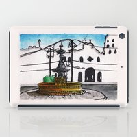 philippines iPad Cases featuring Philippines : Carriedo Fountain by Ryan Sumo