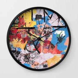 57 Great Jones Street Wall Clock