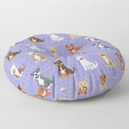 American PIT BULL TERRIERS Floor Pillow