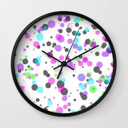 Lots a dots! Wall Clock
