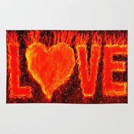 Hot Love Rug