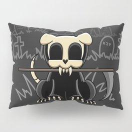 Grim Reapets - A Dog Named Decay - Halloween Doggo Pillow Sham