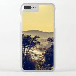 Landscape Rio de Janeiro Clear iPhone Case