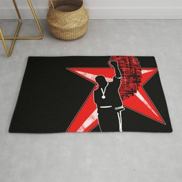Left Wing Lifestyle Rug