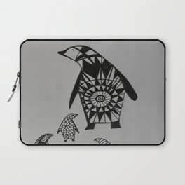 Penguin Family II Laptop Sleeve