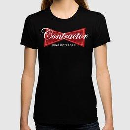 Funny Contractor Construction Contractors T-shirt