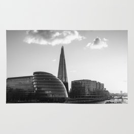 The shard, London Rug