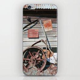 Spitting Prohibited iPhone Skin
