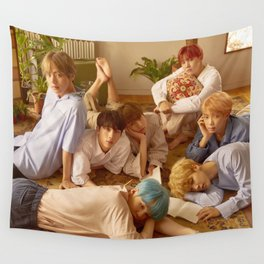 Bangtan Boys / BTS Wall Tapestry