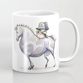 Napoleon Pug Coffee Mug