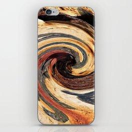 Swirl 07 - Colors of Rust / RostArt iPhone Skin