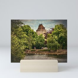 The Curfew Tower Windsor Castle Mini Art Print