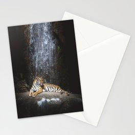 Big cat Stationery Cards