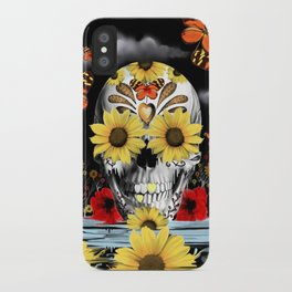 Dreaming of daisies iPhone Case