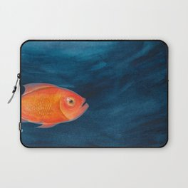 Go swimmingly Laptop Sleeve