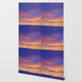 COME AWAY WITH ME - Autumn Sunset #1 #art #society6 Wallpaper