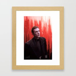 General Hux Framed Art Print