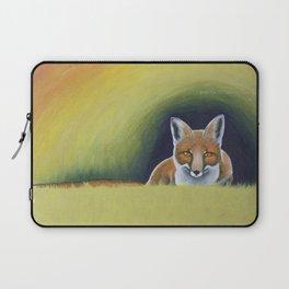 Autumn Fox (2015) Laptop Sleeve