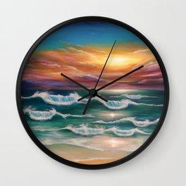 Ode to Palawan Wall Clock