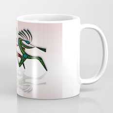 RUNNING KOKOPELLI Coffee Mug
