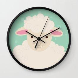 Sheep Series [SS 00] Wall Clock