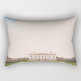 The Queen's House, Greenwich Rectangular Pillow