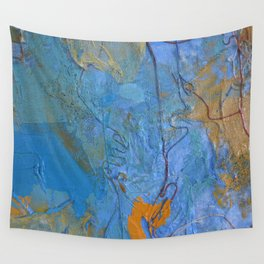 Strings of Passage Wall Tapestry