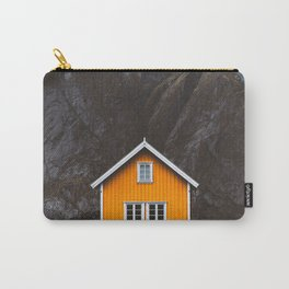 Yellow Cabin Carry-All Pouch