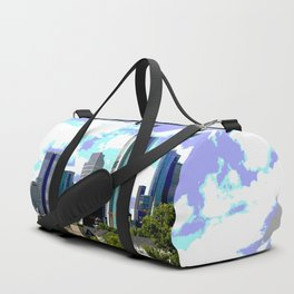 City view Duffle Bag