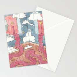 Dreams or Illusions Stationery Cards