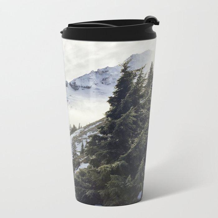 Never Let Me Go Metal Travel Mug