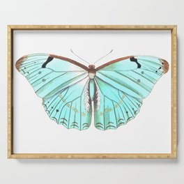 Butterfly Flutter By Serving Tray