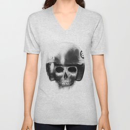death racer Unisex V-Neck